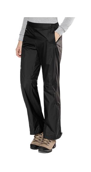 The North Face Venture 2 lange broek Dames zwart